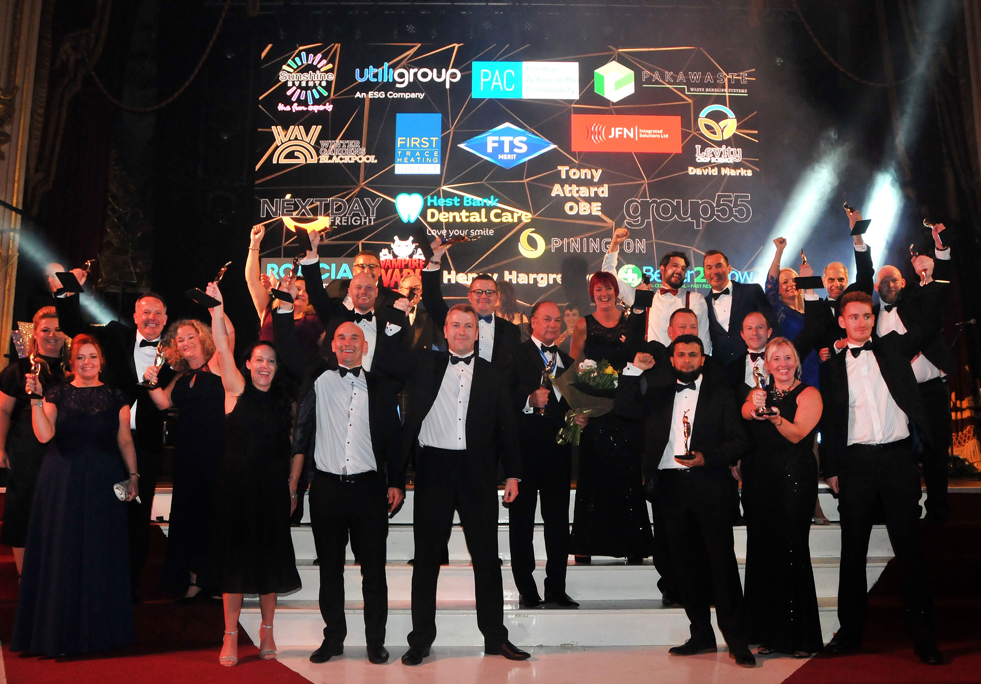 Fun Experts win big at 2018 BIBAs