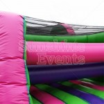Assault Course Run Hire (multiple sections)