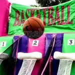 Basketball Inflatable Hire