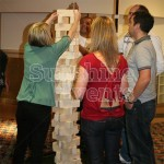 Build a Tower Team Building