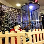 Cash Grabber Hire with Christmas Theming Hire