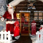 Inflatable Christmas Grotto Hire