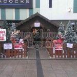 Wooden Christmas Grotto Hire