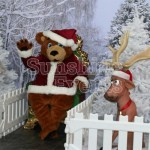 WEB CHRISTMAS SANTA BEAR 6