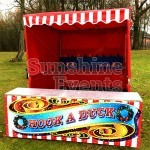 Christmas Hook a Duck Stall Hire