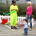 Circus Skills Workshop Hire