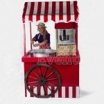 WEB CANDYFLOSS AND POPCORN ON CART