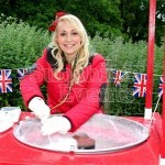 Candy Floss on a Traditional Cart Hire