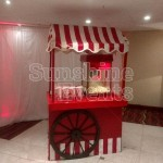 Popcorn on a Traditional Cart Hire
