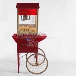 Popcorn Trolley Hire