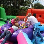 Hungry Hippos Inflatable Hire