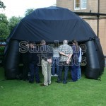 WEB INFLATABLE CANOPY 10