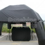 WEB INFLATABLE CANOPY 6