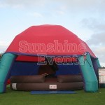 WEB INFLATABLE CANOPY 7