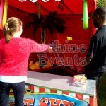 Coconut Shy Stall Hire
