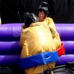 Sumo Inflatable Ring Hire