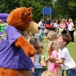 Sunshine Bear Walkabout Character Hire