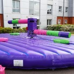 Wipeout Inflatable Challenge Hire