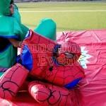 Superhero Sumo Costumes Hire