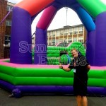 Wrecking Ball Inflatable Hire