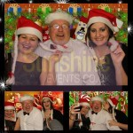 Christmas Photobooth For Event Hire