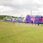 Assault Course Inflatable Hire 4