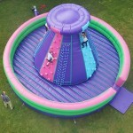 Inflatable Climbing Wall