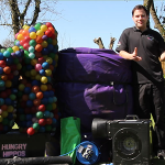 Hungry Hippos Product Video Image