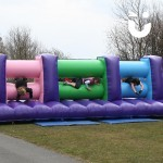 The Assault Course Mangle on a team building event