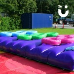 The Assault Course Tyres