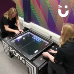 Sunshine Towers have their every own Atari Pong Table Hire in their offices for bringing the excitement to their lunch breaks