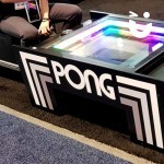 Our Atari Pong Table Hire makes for a great addition to any office