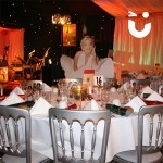 Hollywood Theming Hire brings a bespoke vibe of glitz and glamour to this corporate awards evening