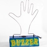Our Blue Hand Buzzwire Hire