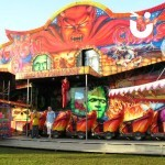 Funfair Rides Hire House of Horrors