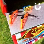 Crossbow and darts for the Target Stall Hire