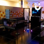 Sunshine Events provide the Playstation Virtual Reality Experience for an indoor corporate event
