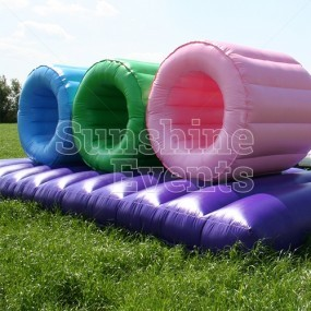 Assault Course Tunnels Hire