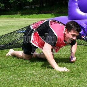 Scramble Net Team Building