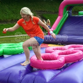 Assault Course Tyres Hire