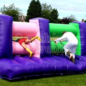 Assault Course Mangles Hire