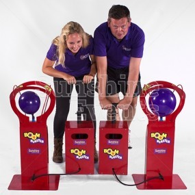 Boom 'Balloon' Blasters Hire