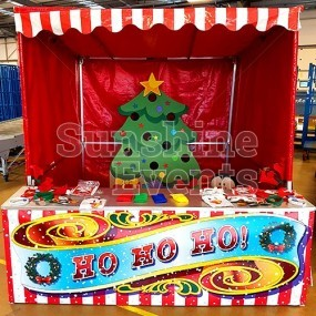 Christmas Target Tree Stall Hire