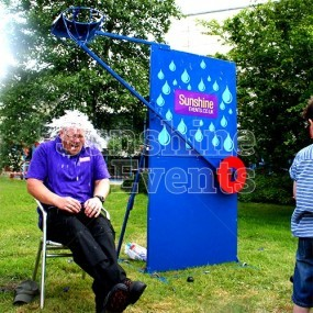 Pitch Burst Dunk Tank Hire
