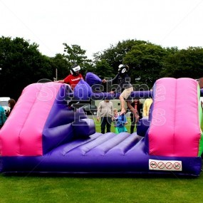 Pole Joust Inflatable Hire