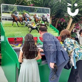 Roll A Ball Donkey Derby Hire