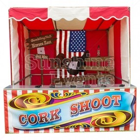 Cork Shoot Stall Hire