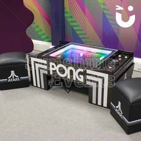 ATARI Pong Table Hire