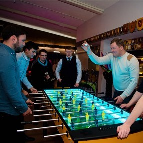 Party Table Football Hire
