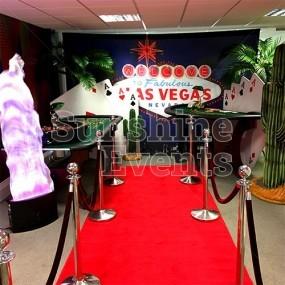 Las Vegas Theme Package